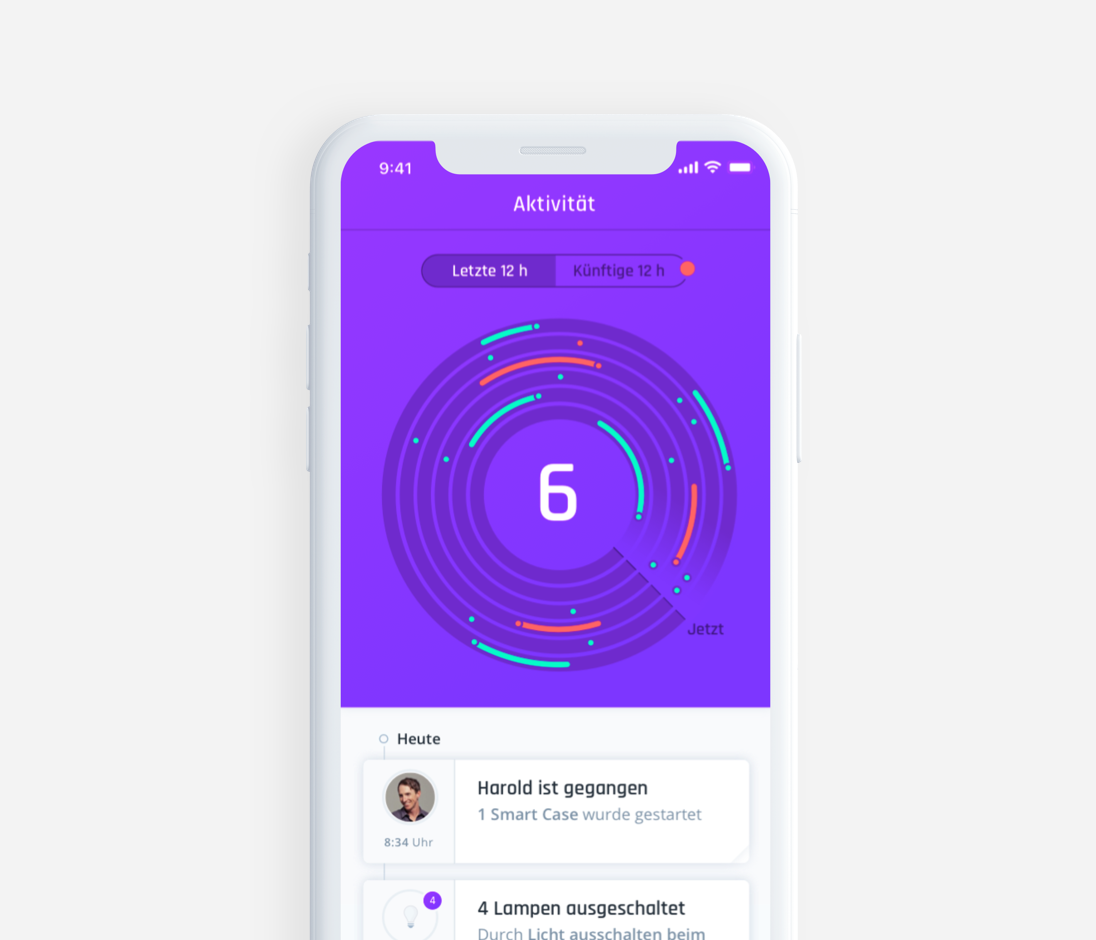 naon – native Smart Home-App
